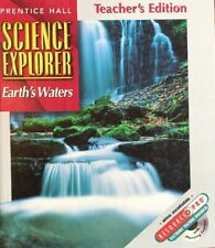 Prentice Hall Science Explorer: Book H: Earth's Waters: Teacher's Edition
