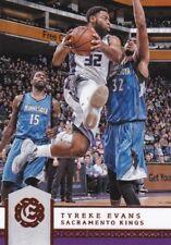 Tyreke Evans 2016-17 Panini Excalibur Basketball Trading Card, #113