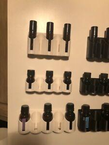 Essential Oil Bottle Holders for 15mL, 5mL and Roller bottles