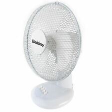 Ventilateurs blancs