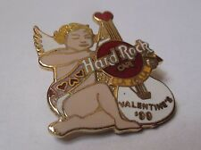 Pin's Hard Rock cafe La Jolla - Valentine's 1999 (angelot)