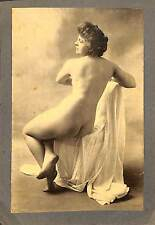 PHOTO GF VINTAGE EROTIQUE EROTIC FEMME NUE