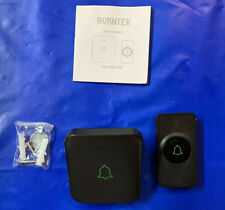 Wireless Door Bell, AVANTEK Mini Waterpoof Doorbell Chime