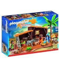Playmobil Navidad portal de Belén (5588)