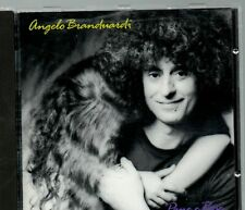 Angelo BRANDUARDI     Pane e Rose    CD-Album