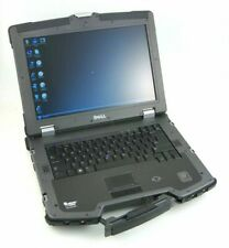 Dell E6400  XFR Rugged laptop 4GB/320GB-  WebCam-Charger & Battery (Win10Pro)