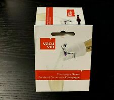 Vacuvin Champagne Saver. Vacu Vin. Brand New (Lot of 2)
