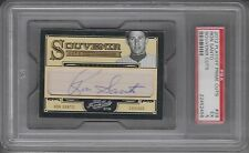 2012 Playoff Prime Cuts Souvenir Cuts Ron Santo 2/5 Chicago Cubs HOF Signature
