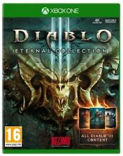 Diablo 3 Eternal Collection Microsoft Xbox One Game 16 Years