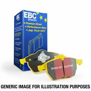 EBC DP4824R Yellowstuff Street & Track Disc Brake Pads For 94-03 Ford Escort NEW