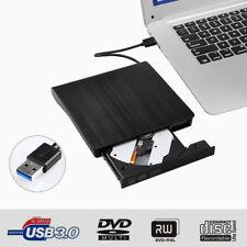 Allgemeines USB 3.0 CD-RW DVD Brenner Slim Extern Laufwerk Portable Brenner