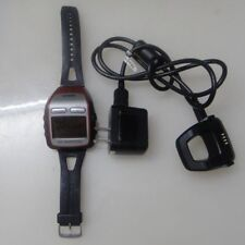 Garmin Forerunner 305 GPS HRM Watch w/ charger TESTED