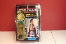 VINTAGE Star Wars Action FIG POTF LANDO CALRISSIAN 1984 UNPUNCHED MINT CARD