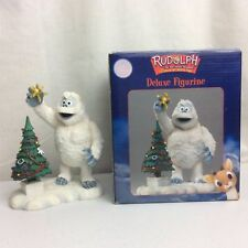 Enesco Rudolph Misfit Toys Abominable Snowman Deluxe Figurine