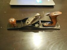 "Unbranded USA Made No.5 Wood Plane 13-5/8"" Long 2-1/2"" Wide 2"" Wide Blade"
