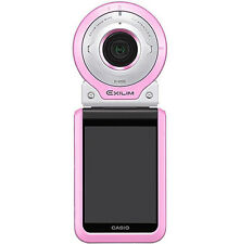 Casio EX-FR100L LIFE STYLE Digital Camera Pink UU