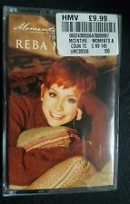 Reba McEntire Moments and memories brand new sealed packaging - Tape Cassette