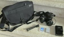 Cannon Powershot SX40 HS Camera Full HD with Charger, Case, SD Card & Tri-Pod