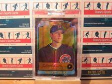 Carte collezionabili baseball Chicago Cubs