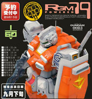 g system best 1/60 Conversion Package to PG RGM-79 Powered GM