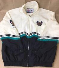 Green Bay Packers NFL Super Bowl XXXI Logo Athletic Jacket Mens XL Extra Large