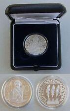 10 Euro San Marino 2007 Silber/Ag PP/proof Giousé Carducci