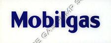Mobilgas Flat Ad Glass (AG412)