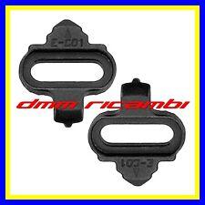 Tacchette Pedali Bici MTB VP COMPONENTS E-C01 0° compatibili SHIMANO SPD SYSTEM