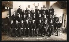Newcastle. Worley Street Adult School.