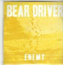 (DA891) Bear Driver, Enemy - 2012 DJ CD