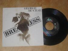 George Mc Crae-Breathless Vinyl single