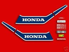 1982 Honda MB5 complete decal set - red model