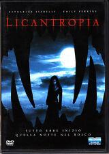 LICANTROPIA - DVD (USATO EX RENTAL)