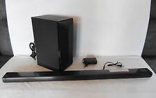LG LAS751M 4.1 CH 360W MUSIC FLOW Wi-Fi STREAMING SOUND BAR w/WIRELESS SUBWOOFER