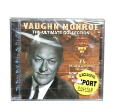 Vaughn Monroe The Ultimate Collection 2001 CD Prism - NEW Sealed