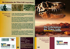 Die Geheimnisse der Wüste Gobi, Discovery Geschichte, Dragon Hunters, DVD/Neu