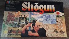 SHOGUN - Big Box MB Board Game (1986)