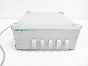 ANRITSU MF9619C OPTICAL MODULATOR EDFA - B