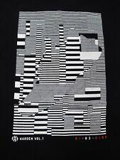 Adidas Harden Vol. 1 - Men's Medium Black T-Shirt - James Harden Black & White