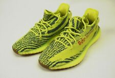 adidas Yeezy Boost 350 V2 Men's Athletic Shoes -  Size 8.5, Semi Frozen Yellow