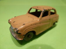DINKY TOYS 160 AUSTIN A30  - LIGHT BROWN 1:43 - RARE - GOOD CONDITION