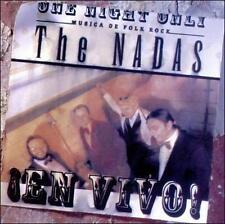 En Vivo! by The Nadas (CD, Jun-2000, V&R Distribution)