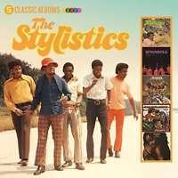 The Stylistics - / 5 Klassisch Alben Neue CD