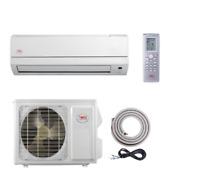 YMGI 9000 BTU  Ductless Mini Split Air Conditioner Heat Pump 115V