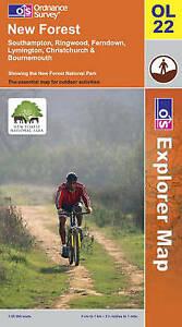 New Forest (Explorer Maps), Good Books