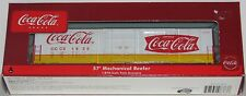 Athearn Coca Cola--57' Mechanical Reefer --Very Rare--New Old Stock--  HO SCALE
