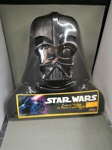 Vintage Star Wars Darth Vader 20 Piece Carry Case Sealed!
