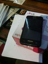 LG L40 L40 D160 - 4GB - Black (Unlocked) Smartphone