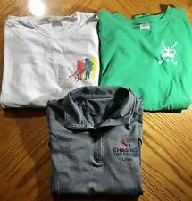 USA Field Hockey Pre-owned Chasing The Dream Pullover, 2 LS Teamzila Shirts