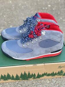 Danner Jag Steel Gray/blue Wing Teal Hiker Boots Shoe Size US 11.5 D Men's 37352